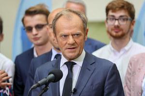 Donald Tusk: Nie ma potrzeby nagłych roszad personalnych w KO