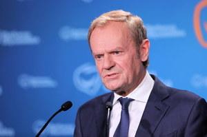 Donald Tusk podał, ile zarabia jego syn