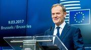 Donald Tusk podziękował Andrzejowi Dudzie