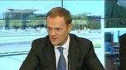 Donald Tusk: Polacy są dla nas łaskawi
