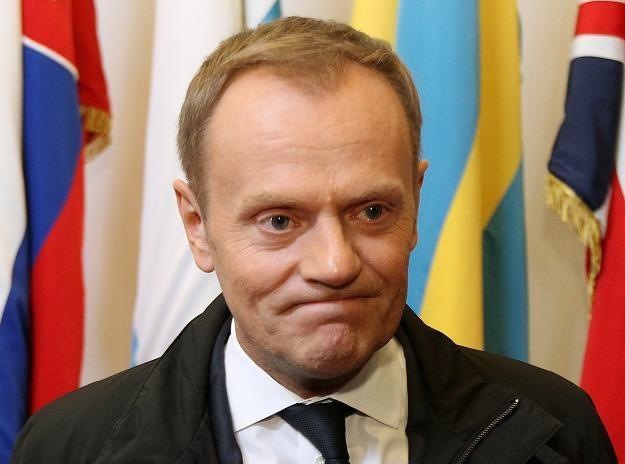 Donald Tusk, premier rządu RP /PAP