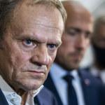 """Donald Tusk przeprosił Jarosława Kaczyńskiego. """"Datę i miejsce debaty poproszę"""""""