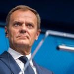 Donald Tusk przybywa na ratunek PO w krytycznych momentach