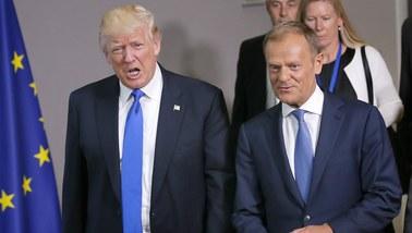 Donald Tusk rozmawiał z prezydentem USA. Są poważne różnice zdań