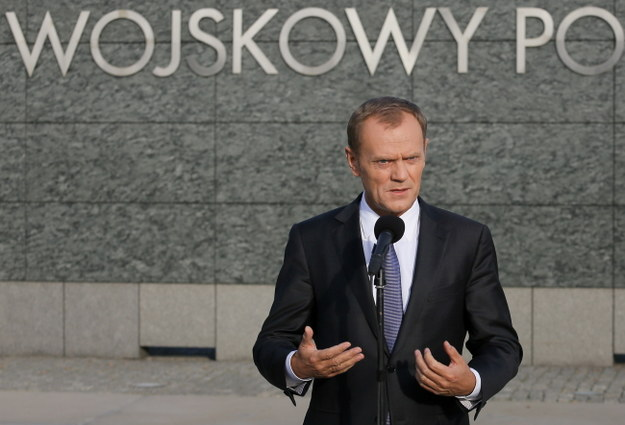 Donald Tusk spędzi w Afryce tydziień. /Paweł Supernak /PAP