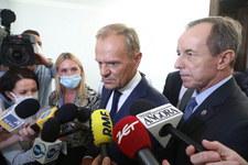 Donald Tusk spotkał się z senatorami KO. Senator: On był zwolennikiem likwidacji Senatu, ale zmienił zdanie