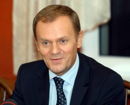 Donald Tusk stwierdził, że nie da się zastraszyć / fot. A. Zbraniecki /Agencja SE/East News