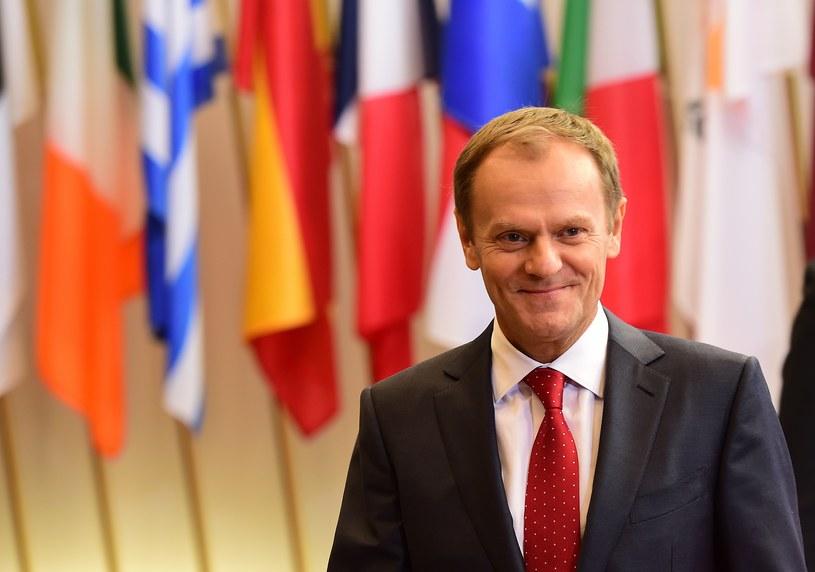 Donald Tusk w pierwszych dniach po objęciu stanowiska przewodniczącego Rady Europejskiej / EMMANUEL DUNAND /AFP