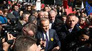 Donald Tusk w warszawskiej prokuraturze