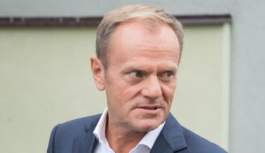 Donald Tusk wraca do polskiego piekiełka