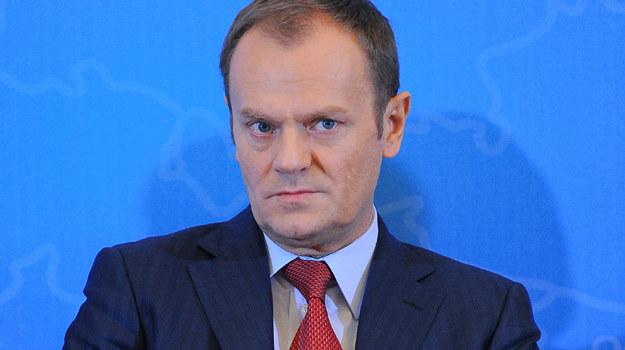 Donald Tusk wróci z Brukseli po jednej kadencji? fot. P.Przybyszewski /MWMedia