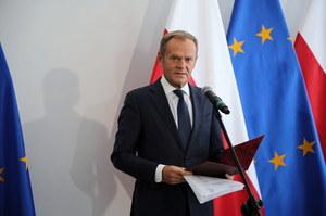 Donald Tusk: Wyciągnijcie Jarosława Kaczyńskiego z jego kryjówki