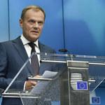 """Donald Tusk: """"Wyjątkowo wyczerpujące negocjacje"""""""