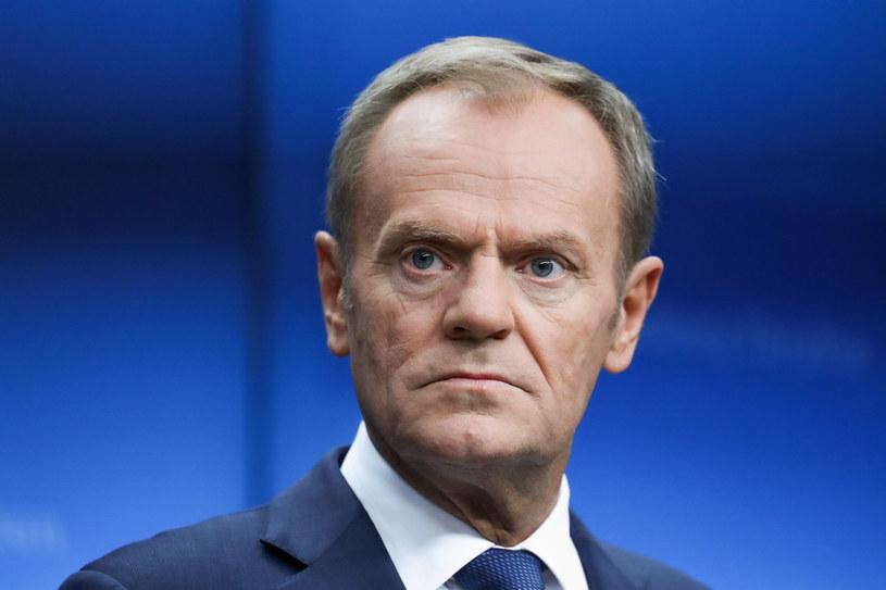 Donald Tusk wystartuje w wyborach prezydenckich w 2025 roku? /ARIS OIKONOMOU/AFP /East News