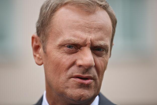Donald Tusk zapewnia, że emerytury wypłacane przez ZUS nigdy nie będą zagrożone /PAP