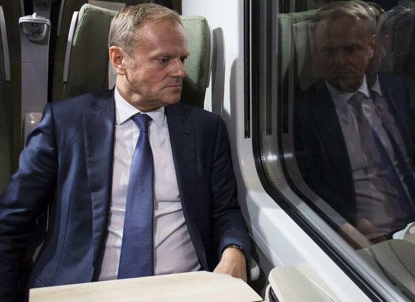 Donald Tusk; zdj. ilustracyjne /Andrzej Hulimka/Reporter /East News