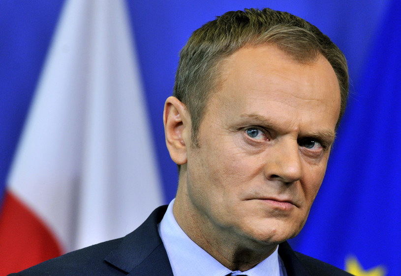 Donald Tusk /GEORGES GOBET /AFP