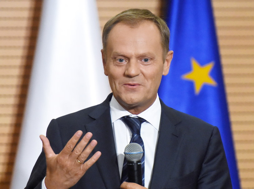 Donald Tusk /Jacek Bednarczyk /PAP