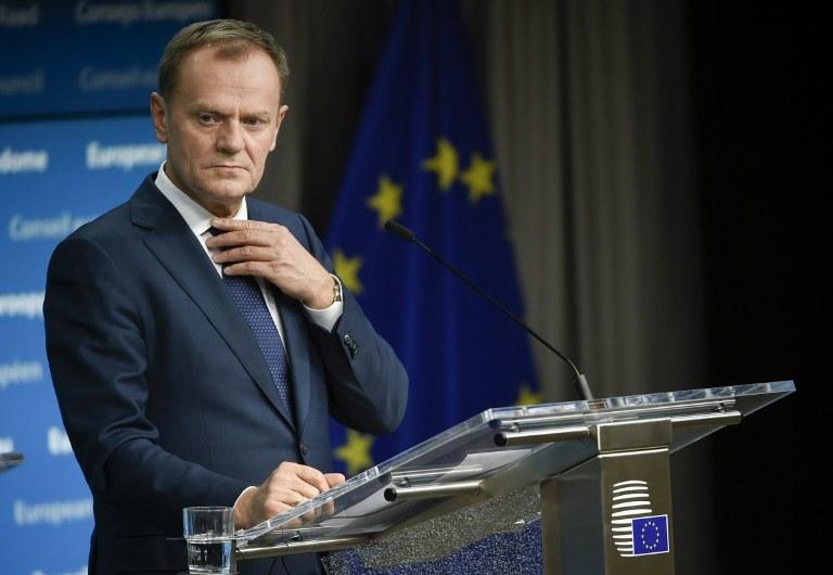 Donald Tusk /JOHN THYS / AFP /AFP