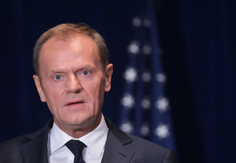 Donald Tusk /MANDEL NGAN/AFP /East News