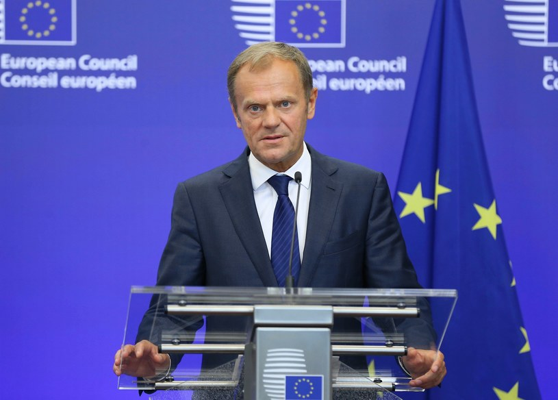 Donald Tusk /ANADOLU AGENCY /Getty Images