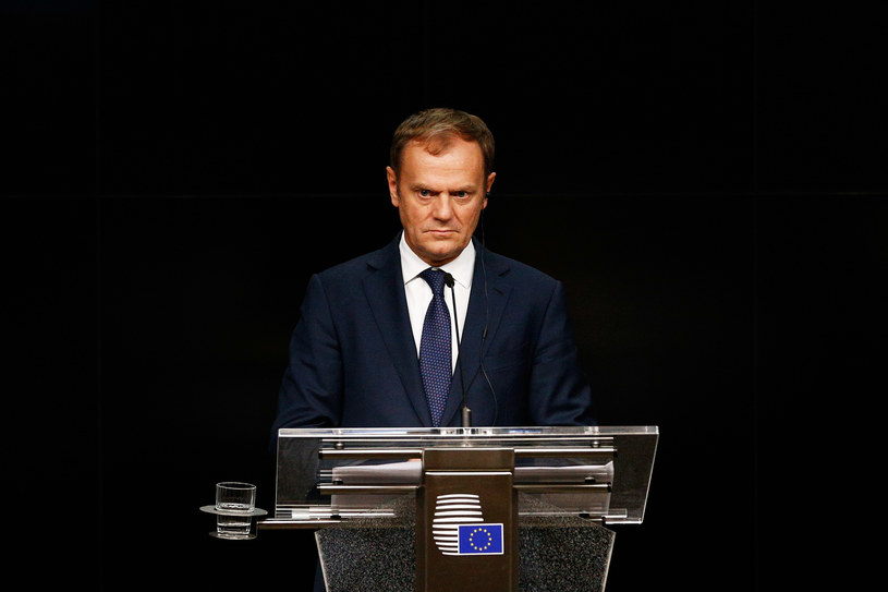 Donald Tusk /Dean Mouhtaropoulos /Getty Images