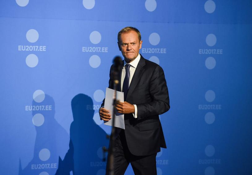 Donald Tusk /Janek Skarżyński /East News