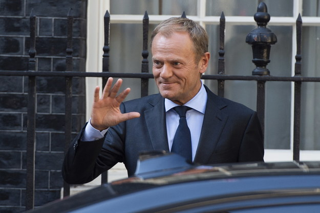 Donald Tusk /WILL OLIVER  /PAP/EPA