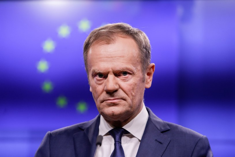 Donald Tusk /ARIS OIKONOMOU/AFP /East News