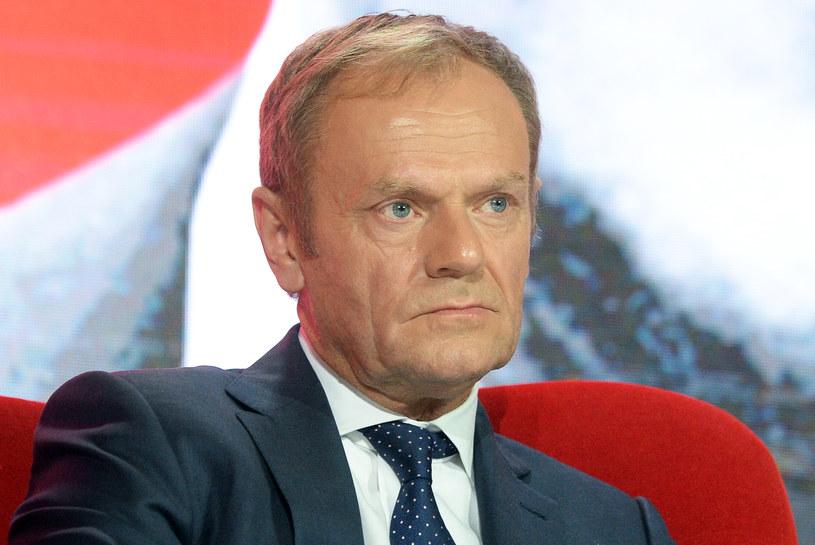Donald Tusk /Jan Bielecki /East News