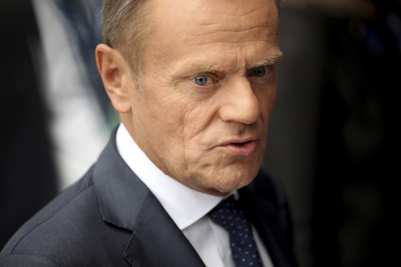 Donald Tusk /AP Photo/Francisco Seco /East News