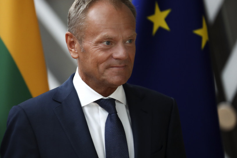 Donald Tusk /AP/Associated Press /East News