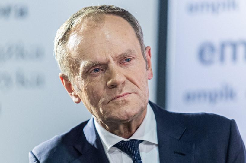 Donald Tusk /Krzysztof Kaniewski /Reporter