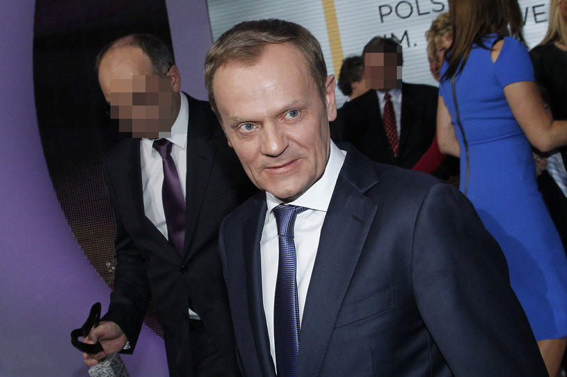 Donald Tusk / Engelbrecht /AKPA