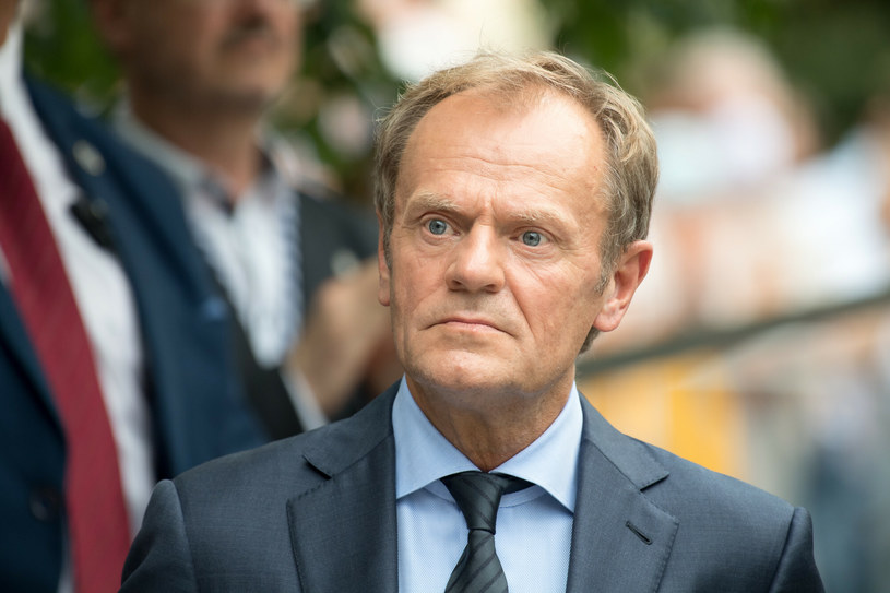 Donald Tusk /Fot. Wojciech Strozyk /Reporter