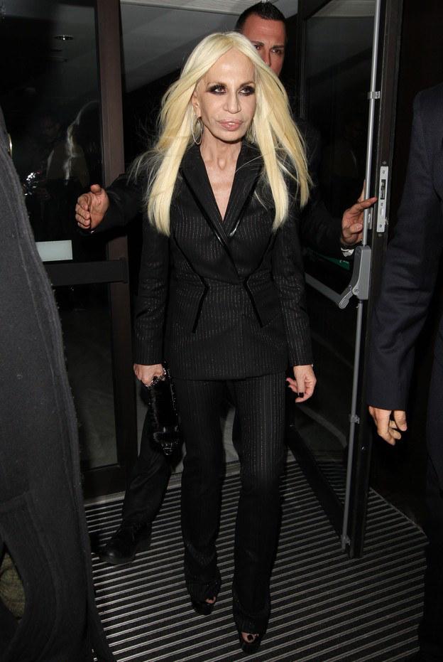 Donatella Versace /East News