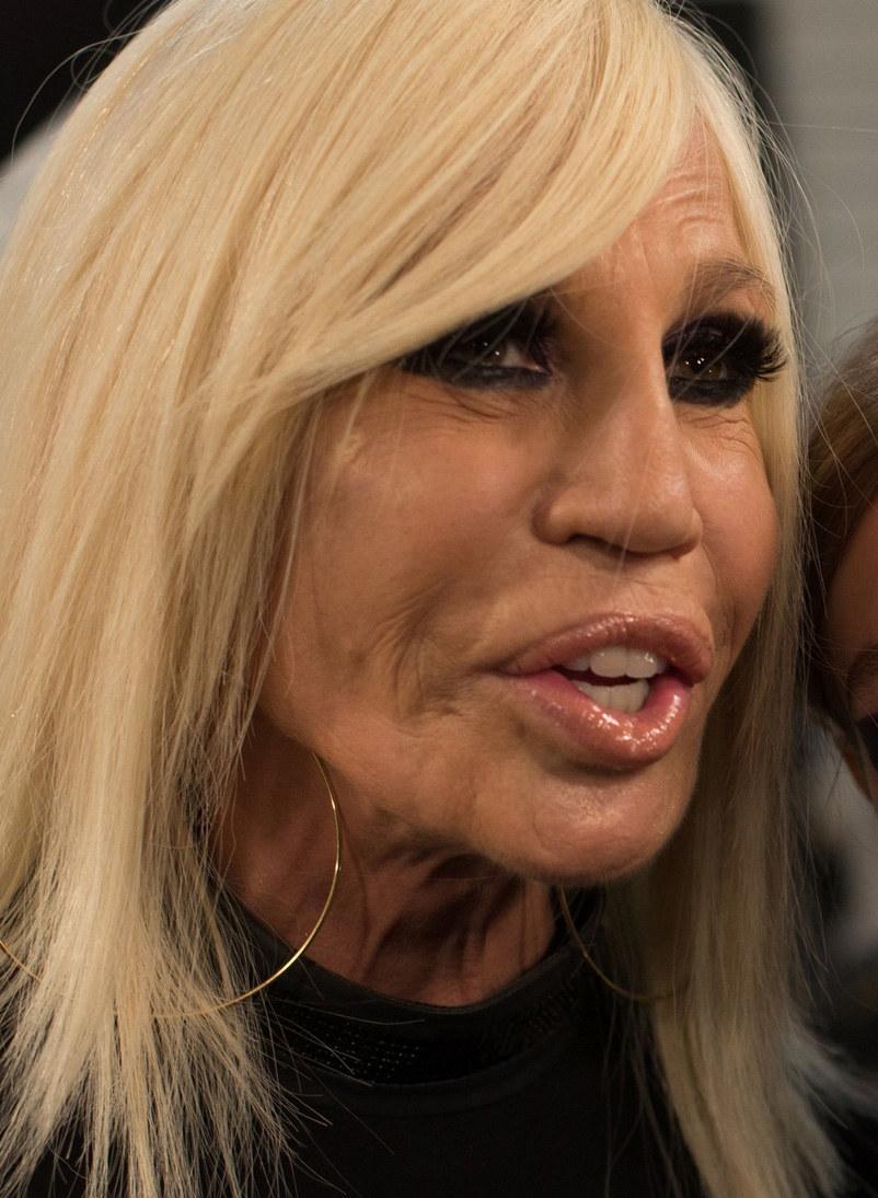 Donatella Versace /- /East News