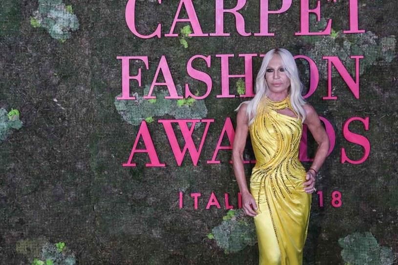 Donatella Versace /Getty Images