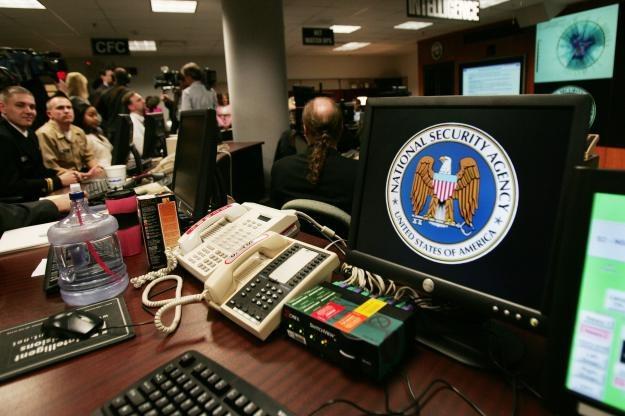 Doniesień o szpiegowskiej działalności NSA ciąg dalszy... /AFP