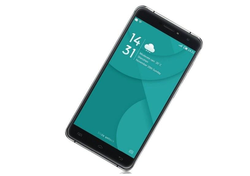Doogee F7 to pierwszy smartfon z układem MediaTek Helio X20 /materiały prasowe