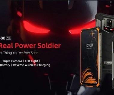 Doogee S88 Pro – odporny smartfon z gigantyczną baterią