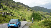 Dookoła Szkocji za kierownicą BMW i3
