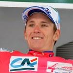 Dookoła Szwajcarii - Demare wygrał etap, Frank liderem