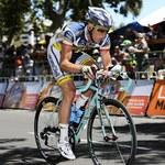 Dookoła Szwajcarii: Kristoff wygrał etap, Frank liderem