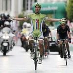 Dookoła Szwajcarii: Sagan wygrał etap, Frank nowym liderem