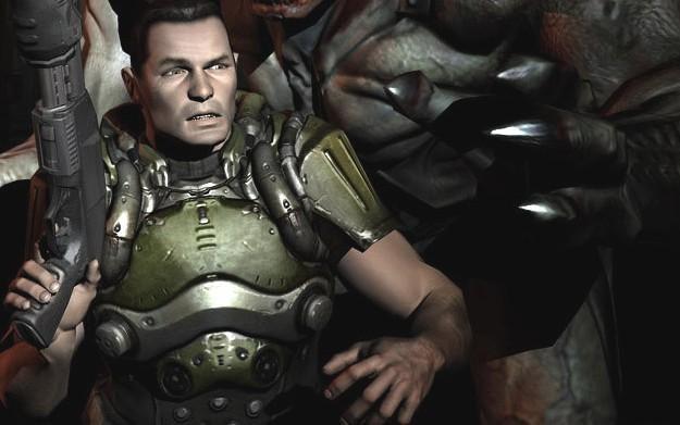 Doom 3 - motyw graficzny /Informacja prasowa