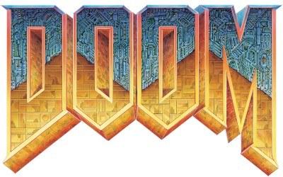 Doom - logo /Informacja prasowa