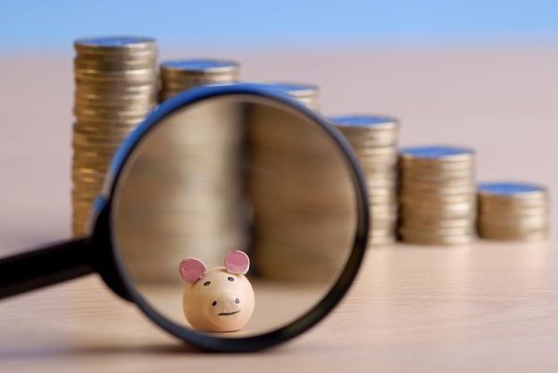 Dopiero lokata na 3,09 proc. ochroni przed inflacją /© Panthermedia