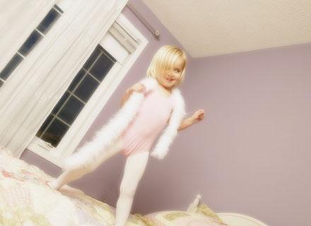 Dopiero trzylatek jest w stanie podporządkować się poleceniom kierowanym przez dorosłego /© Panthermedia