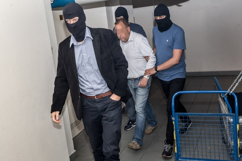 Marek M. to arrest / Krzysztof Kaniewski / Reporter